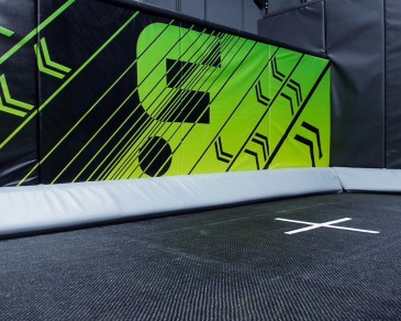 Flux Freestyle Trampoline Park Ipswitch, Suffolk